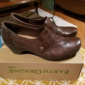 Leather Shoes Sz 11
